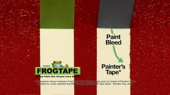 Frog Tape TV Spot, 'Cleanest Lines' - Thumbnail 2