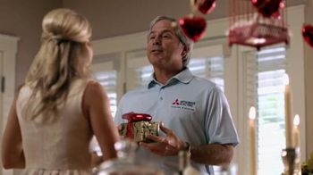 Mitsubishi Electric TV Spot, 'Monthaversary' Featuring Fred Couples - 498 commercial airings