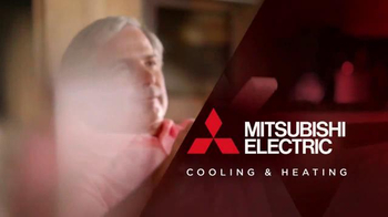 Mitsubishi Electric TV Spot, 'Monthaversary' Featuring Fred Couples - Thumbnail 9
