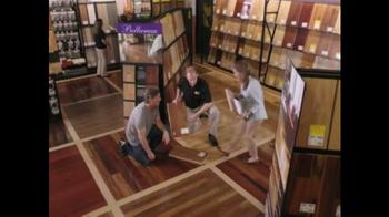 Lumber Liquidators TV Spot, 'Click Strand Bamboo' - Thumbnail 3