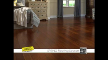 Lumber Liquidators TV Spot, 'Click Strand Bamboo' - Thumbnail 5
