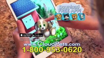 Cloud Pets TV Spot, 'A Message You Can Hug' - Thumbnail 10
