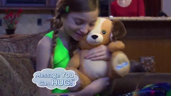 Cloud Pets TV Spot, 'A Message You Can Hug' - Thumbnail 3