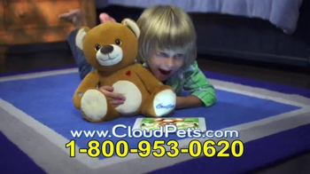 Cloud Pets TV Spot, 'A Message You Can Hug' - Thumbnail 8