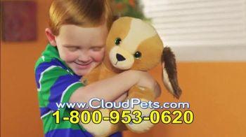 Cloud Pets TV Spot, 'A Message You Can Hug'