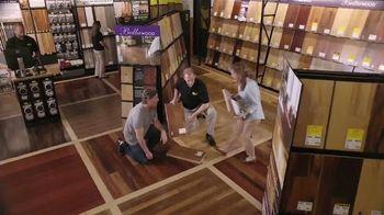 Lumber Liquidators Spring Flooring Season TV Spot, 'Handscraped Bamboo' - Thumbnail 3