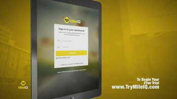 MileIQ TV Spot, 'The Smart Mileage Tracking App' - Thumbnail 4