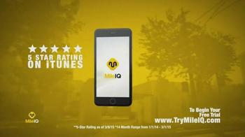 MileIQ TV Spot, 'The Smart Mileage Tracking App' - Thumbnail 6