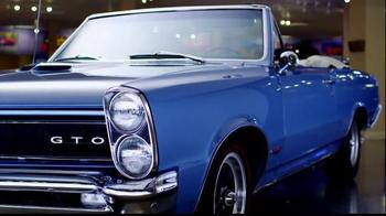 Gateway Classic Cars TV Spot, 'Letting Go'