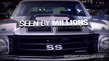 Gateway Classic Cars TV Spot, 'Letting Go' - Thumbnail 6