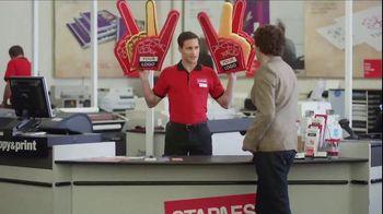 Staples TV Spot, 'Promotion' - 775 commercial airings