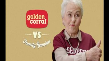 Golden Corral TV Spot, 'Family Reunion'
