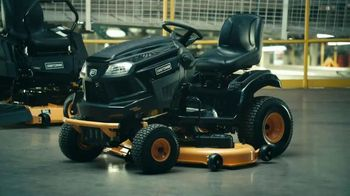 Craftsman Pro Series Zero-Turn TV Spot, 'Build It' Song by Bad Company