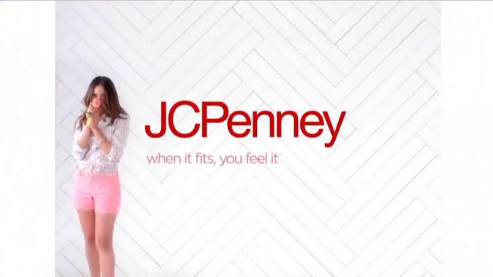 Jcpenney Anniversary Huge Sale Tv Commercial Doorbuster