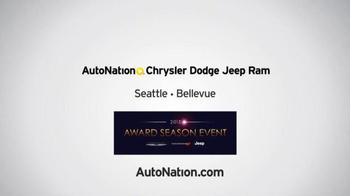 AutoNation Savings Event TV Spot, '2015 Jeep Cherokee' - Thumbnail 3