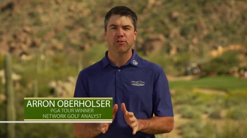 BetterSwingSecret.com TV Spot, 'Drive' Feat. Arron Oberholser, Doug Tewell