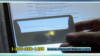 Viewer Helper TV Spot, 'Get a Closer Look' - Thumbnail 9