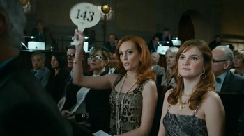 Sprint TV Spot, 'Some People Are Just Too Rich to Care: Auction' - Thumbnail 2