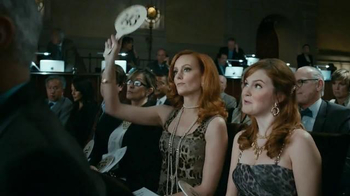 Sprint TV Spot, 'Some People Are Just Too Rich to Care: Auction' - Thumbnail 3