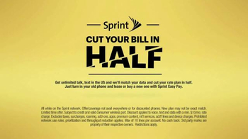 Sprint TV Spot, 'Some People Are Just Too Rich to Care: Auction' - Thumbnail 7