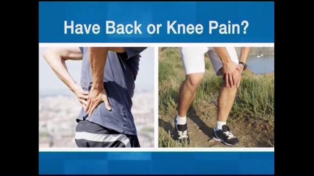 Allied Medical Supply Network TV Commercial, 'Back and Knee Braces'