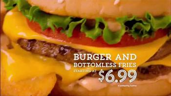 Red Robin Burger and Bottomless Fries TV Spot, 'Forgotten Nephew' - Thumbnail 1