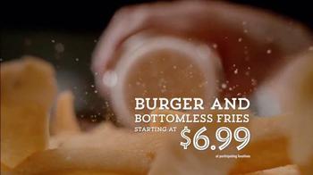 Red Robin Burger and Bottomless Fries TV Spot, 'Forgotten Nephew' - Thumbnail 2
