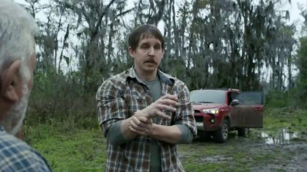 Toyota 4Runner TV Commercial, 'Immune to Poison' - iSpot.tv