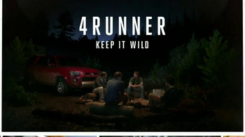 Toyota 4Runner TV Spot, 'Immune to Poison' - Thumbnail 6