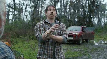 Toyota 4Runner TV Spot, 'Immune to Poison' - Thumbnail 4