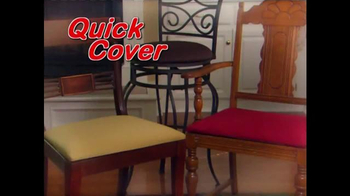 Quick Cover TV Spot, 'Fast and Easy'