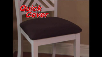 Quick Cover TV Spot, 'Fast and Easy' - Thumbnail 7