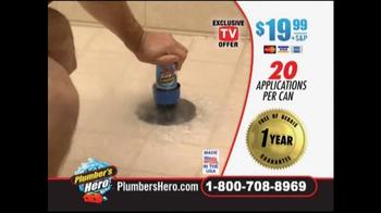 Plumber's Hero TV Spot, 'Unclog the Mess' - Thumbnail 9
