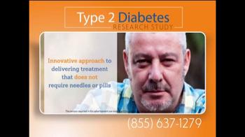 Freedom Type 2 Diabetes Research Study TV Spot - Thumbnail 2
