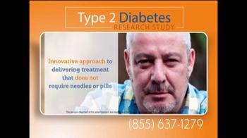 Freedom Type 2 Diabetes Research Study TV Spot - Thumbnail 3