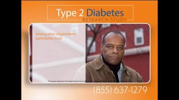 Freedom Type 2 Diabetes Research Study TV Spot - Thumbnail 4