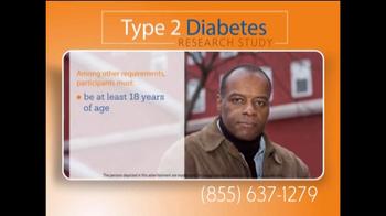 Freedom Type 2 Diabetes Research Study TV Spot - Thumbnail 5