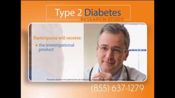 Freedom Type 2 Diabetes Research Study TV Spot - Thumbnail 7