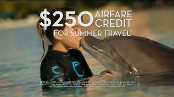 Atlantis TV Spot, 'Summer Savings: Two Weeks' - Thumbnail 4