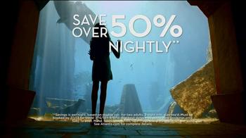 Atlantis TV Spot, 'Summer Savings: Two Weeks' - Thumbnail 5