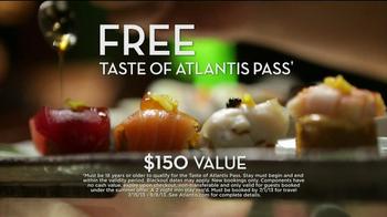 Atlantis TV Spot, 'Summer Savings: Two Weeks' - Thumbnail 7