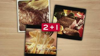 Chili's 2+1 = $20 TV Spot, 'Juicy Sirloin Steaks' - Thumbnail 8