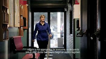 Bayer Aspirin TV Spot, 'Gym Heart Attack' - Thumbnail 6
