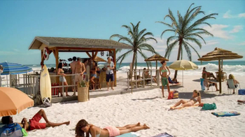 Corona Extra TV Spot, 'Hot Sand' - Thumbnail 1