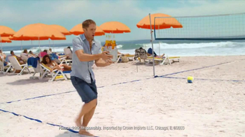 Corona Extra TV Spot, 'Hot Sand' - Thumbnail 8