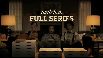 Hulu Plus TV Spot. 'Pizza Night' - Thumbnail 4