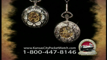 Kansas City Pocket Watch TV Spot - Thumbnail 4