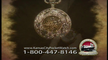 Kansas City Pocket Watch TV Spot - Thumbnail 5