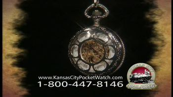 Kansas City Pocket Watch TV Spot - Thumbnail 6