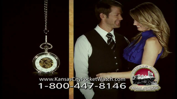 Kansas City Pocket Watch TV Spot - Thumbnail 7